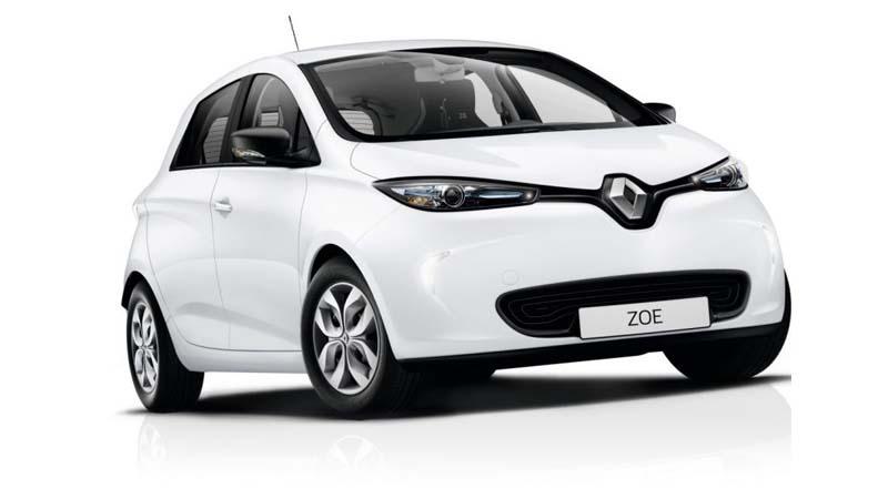 Resultados de la venta de coches eléctricos en febrero