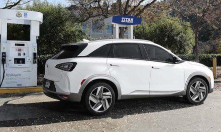 Nexo, la apuesta de Hyundai por el hidrógeno