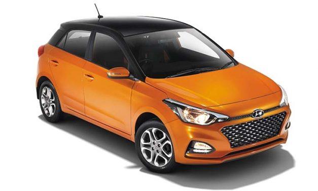 Hyundai ya tiene listo el nuevo modelo i20