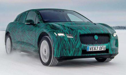 Jaguar I-PACE, la competencia del Tesla Model X