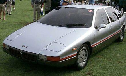 Lancia Medusa, el coche que no pudo ser