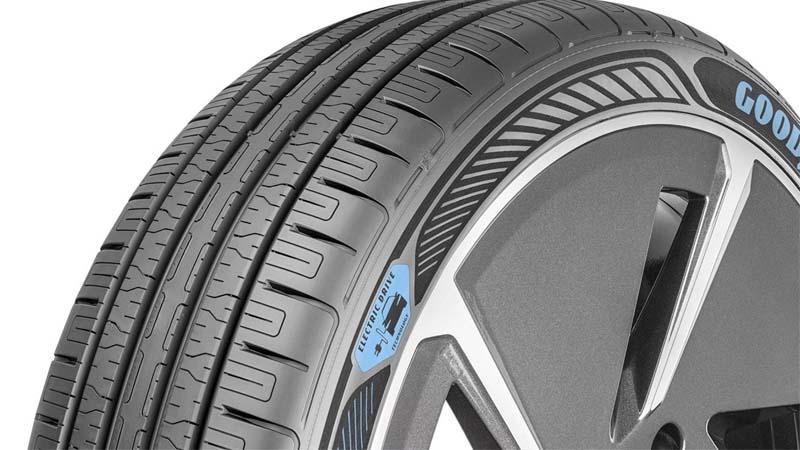 GoodYear presenta un neumático específico para coches eléctricos