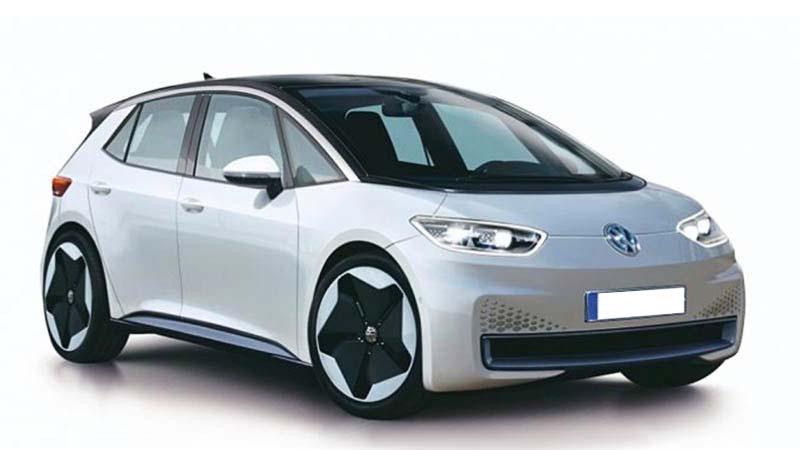 Filtrados datos sobre el Volkswagen Neo