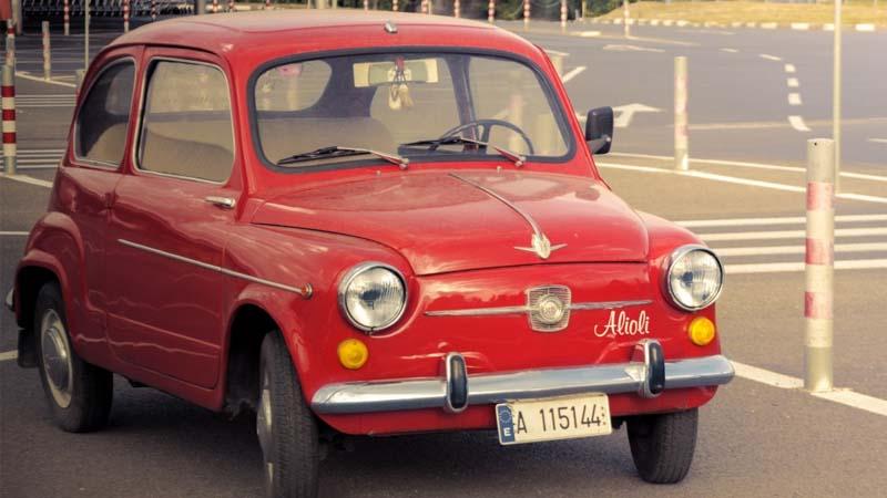 Cómo se puede matricular un coche clásico