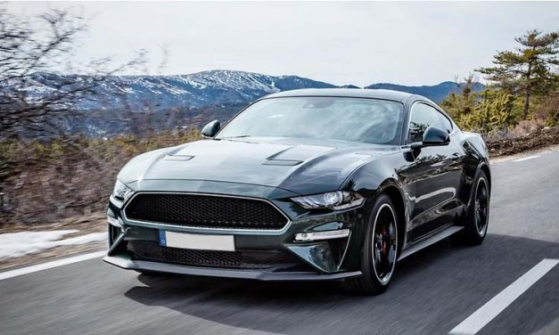 Ford Mustang Bullit Special Edition