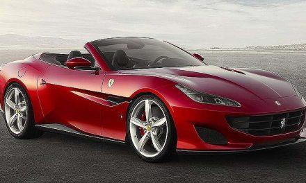 Portofino, el sustituto del Ferrari California