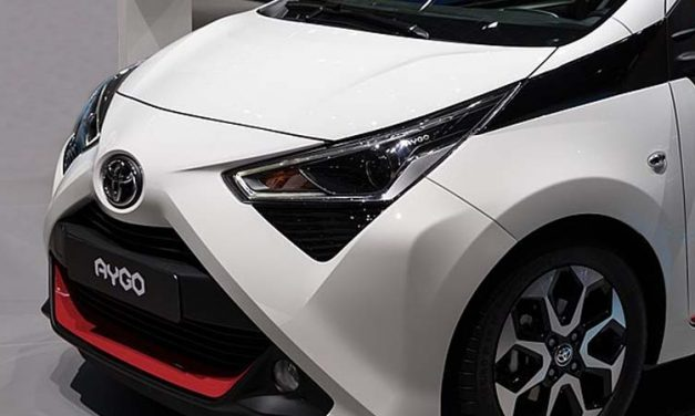 Así es el nuevo Toyota Aygo
