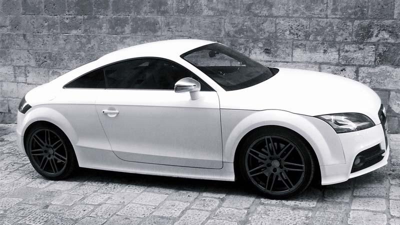 Así es el nuevo Audi TT