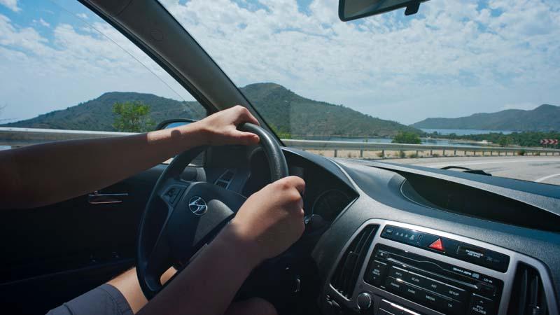 Imprevistos más comunes en carretera en verano