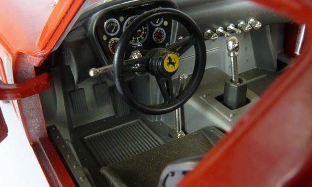 A subasta el Ferrari 250 GTO