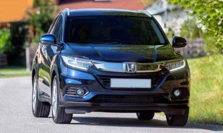 HR-V, el nuevo SUV de Honda