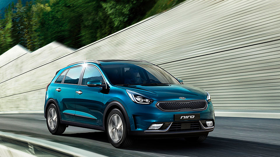 kia niro doble embrague