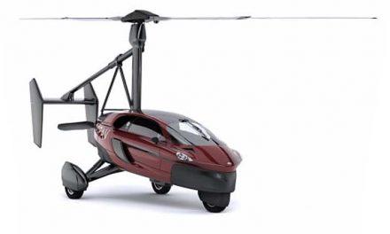 Por 500.000 euros tienes tu coche volador
