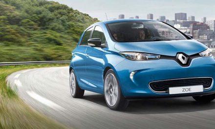 Así es el nuevo Renault Zoe