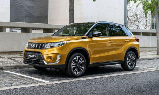 El nuevo Suzuki Vitara 2019 llega al mercado este otoño