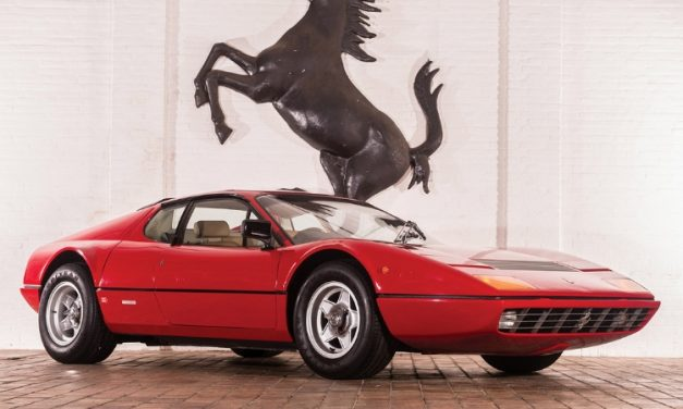 Lo que no sabías sobre el Ferrari 365 GT4 Berlinetta Boxer