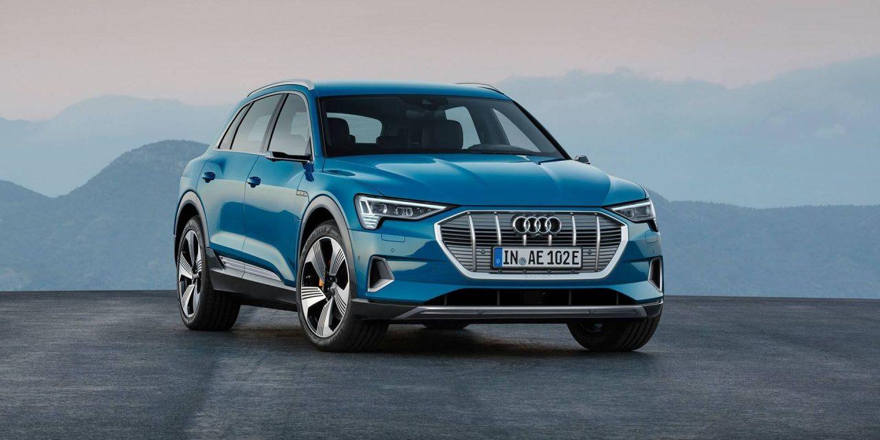 Audi e-tron 2019: el primer coche eléctrico de la compañía alemana