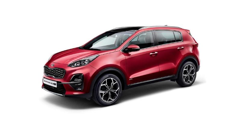Detalles sobre el renovado Sportage 2019 de Kia Motors