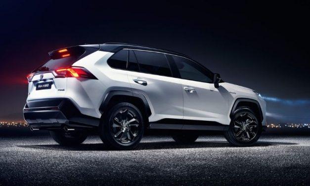 Toyota Rav4 2019 el nuevo suv híbrido japonés