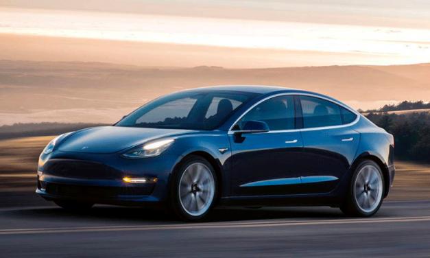 Llega a Madrid el coche más asequible de Tesla: el Model 3
