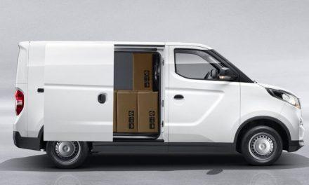 Lo que se sabe hasta ahora del SAIC Datong EV30 la furgoneta eléctrica china