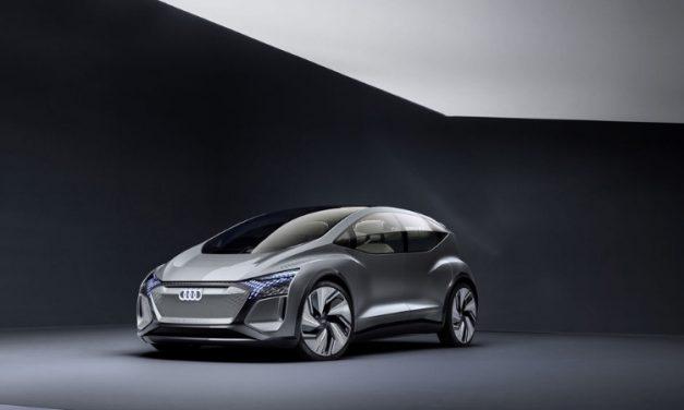 Audi AI:ME el nuevo deportivo eléctrico de la marca alemana