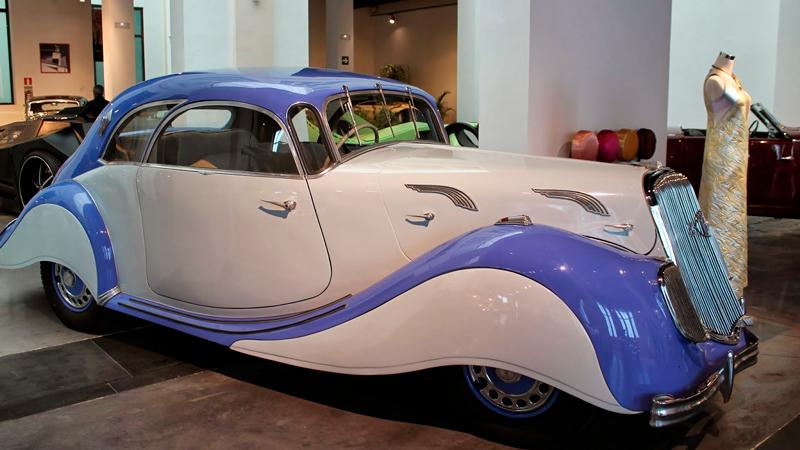 museo de moda y coches málaga