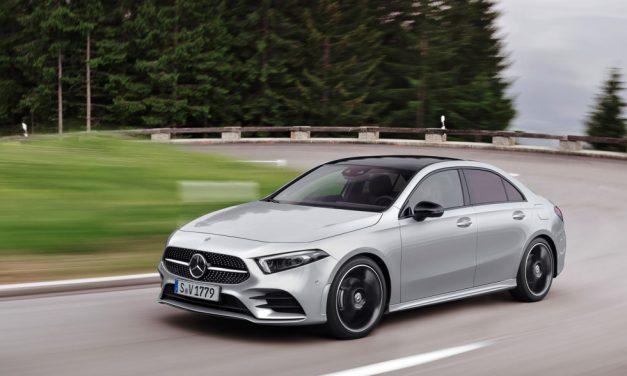 Mercedes clase A sedan: características y precios