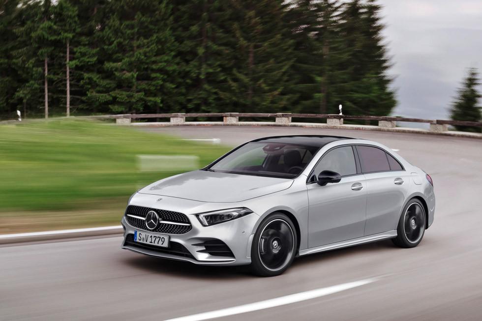 Mercedes Clase A Sedan Características Y Precios Blog De Motor Doble Embrague