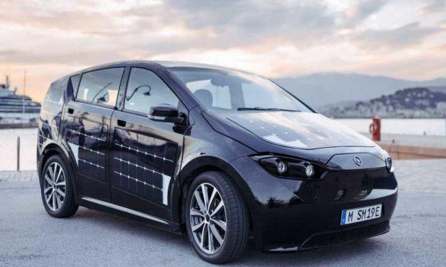 Sono Sion, así será el futuro coche eléctrico solar de Sono Motors