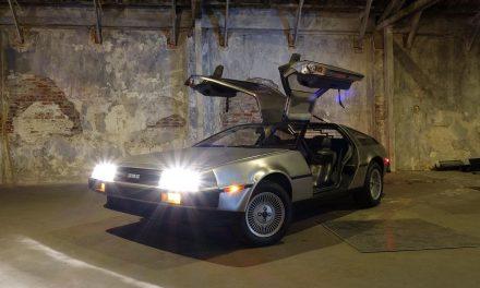 Famosos coches de películas y cómics