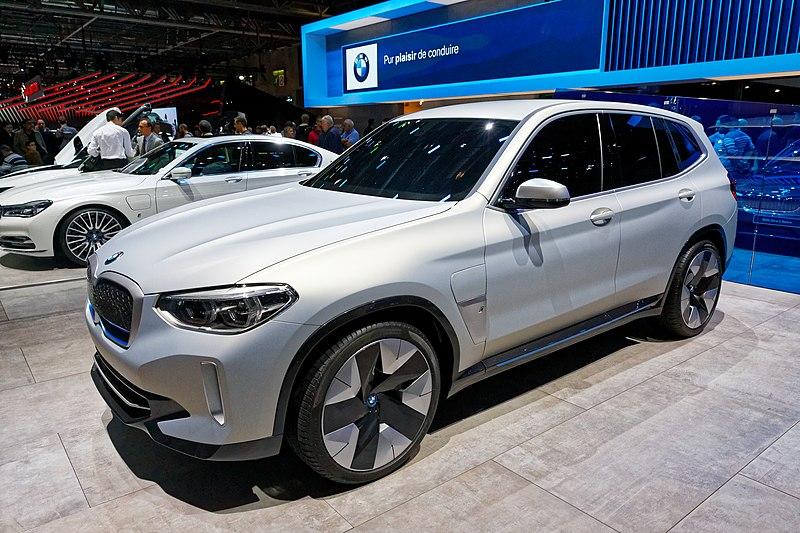 Nuevo BMW iX3, el primer SUV eléctrico del fabricante alemán