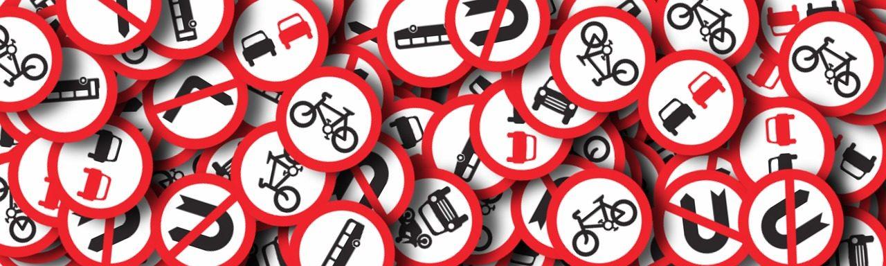 Las nuevas normas de tráfico que debes conocer en 2021