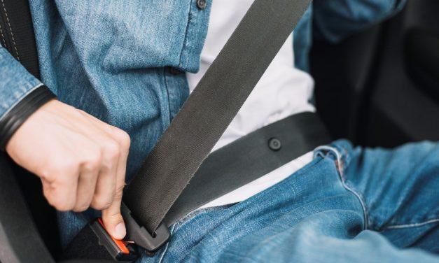 Situaciones en las que se permite circular sin el cinturón de seguridad